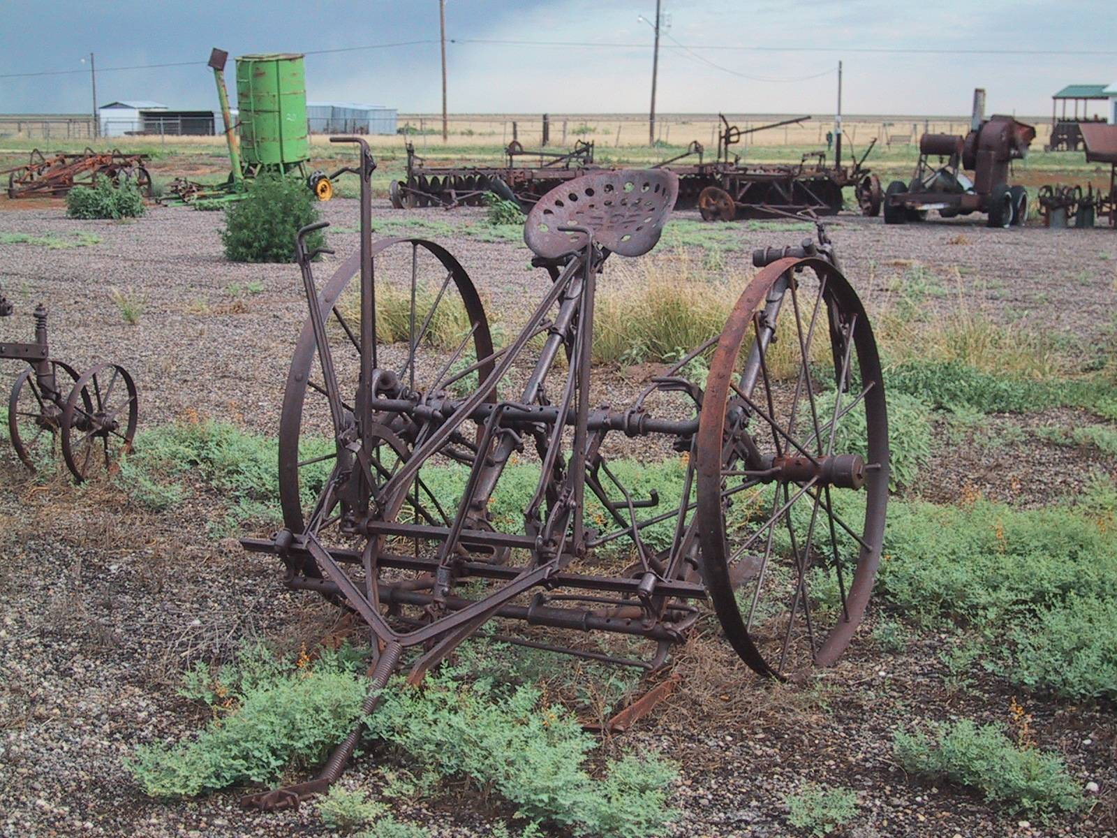 Antique Farm Equipment Diesel Bombers