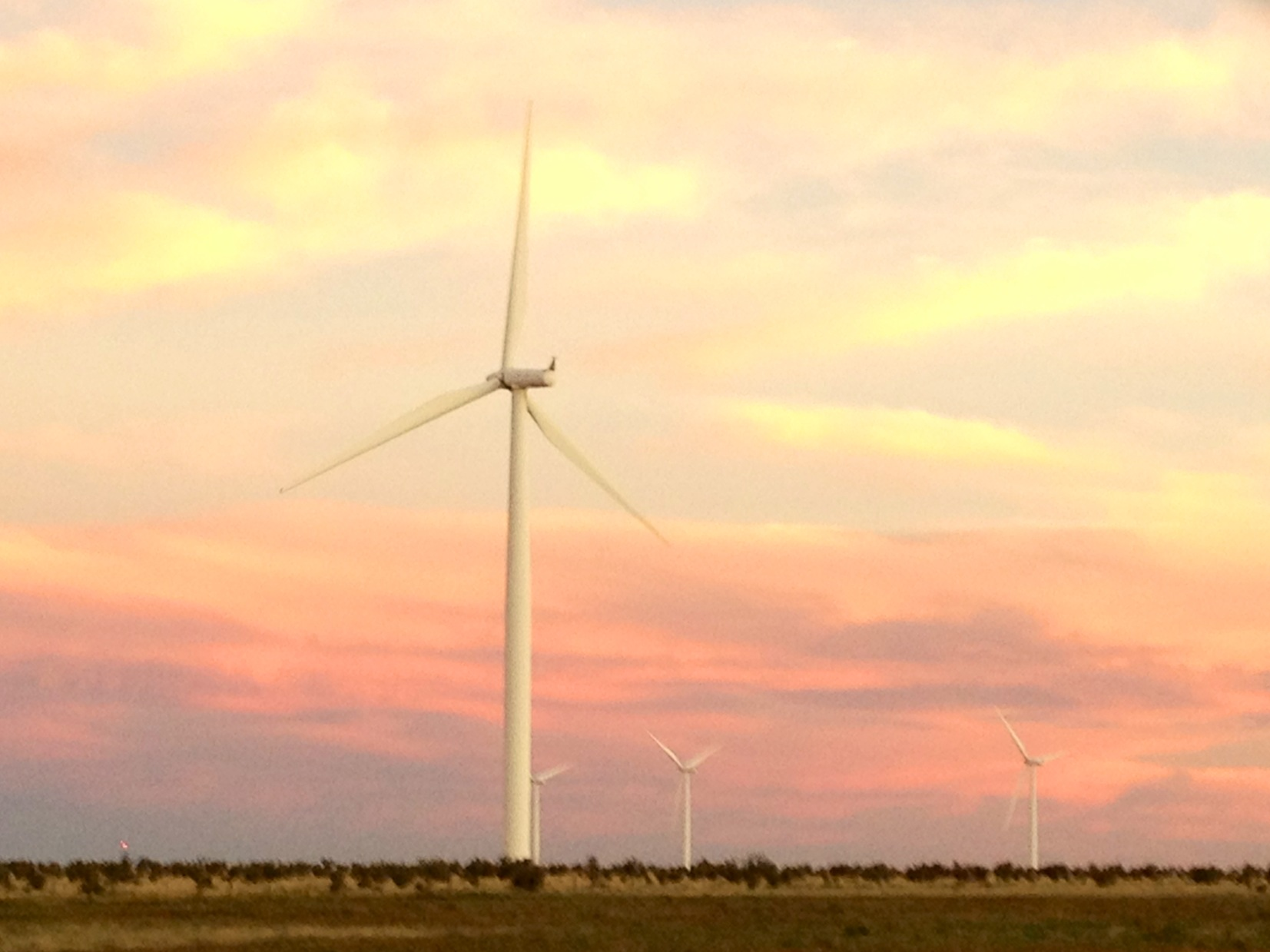 Wildorado Wind Farm